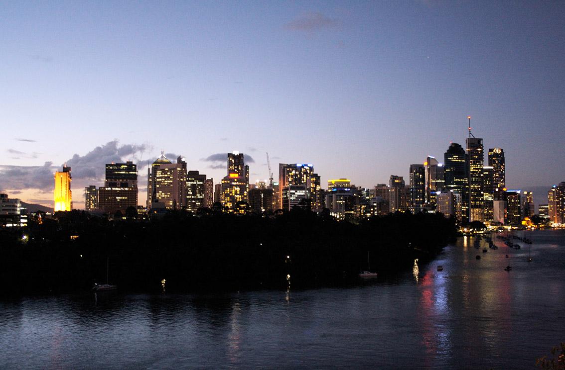 Ein Auslandssemester in Australien, Brisbane.