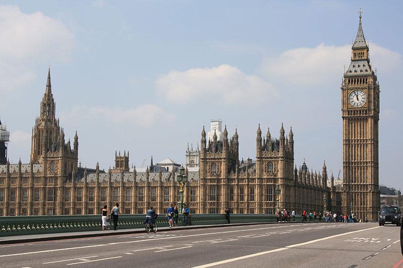 Sehenswürdigkeiten in London: Big Ben