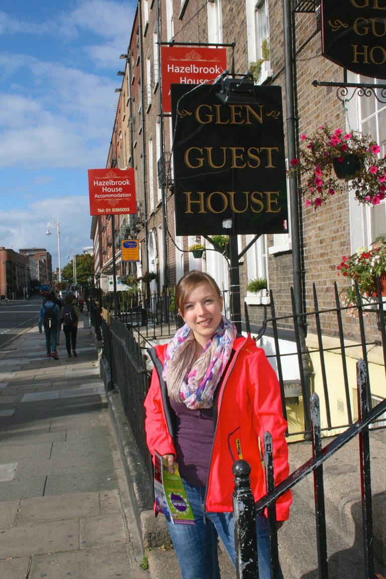 Reisetipps Irland Rundreise Route