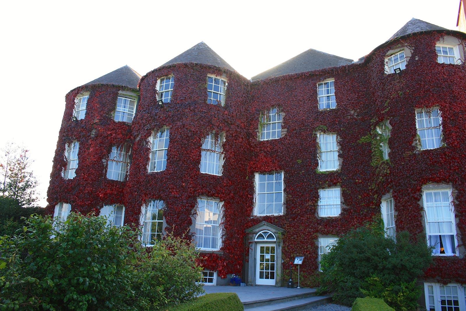 Butler House, Kilkenny, Irland; Reisetipps Irland Rundreise;