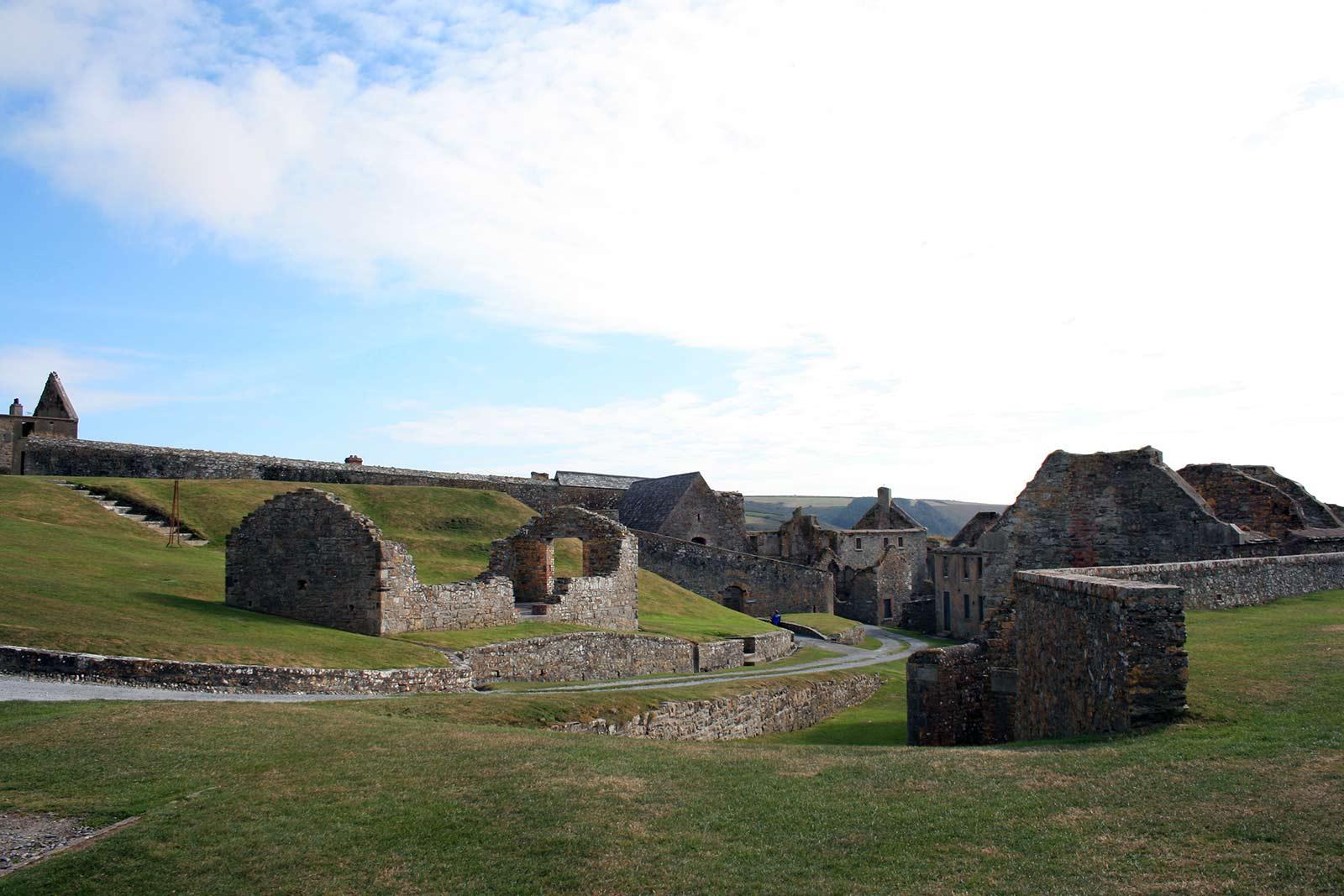 Charles Fort, Kinsale; Reisetipps Irland Rundreise;