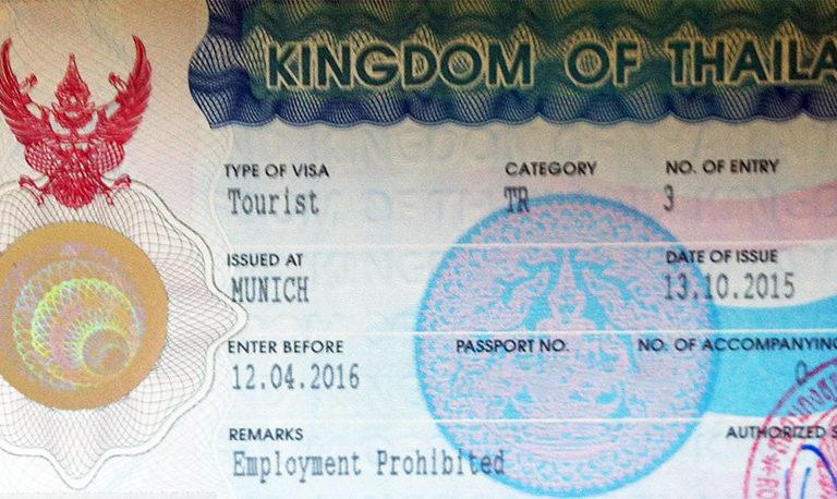 Visum Thailand, Backpacking für Anfänger, Reisetipps Thailand