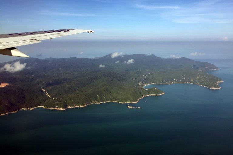 Thailand, Koh Samui, Tipps gegen Flugangst, Reisebericht Thailand