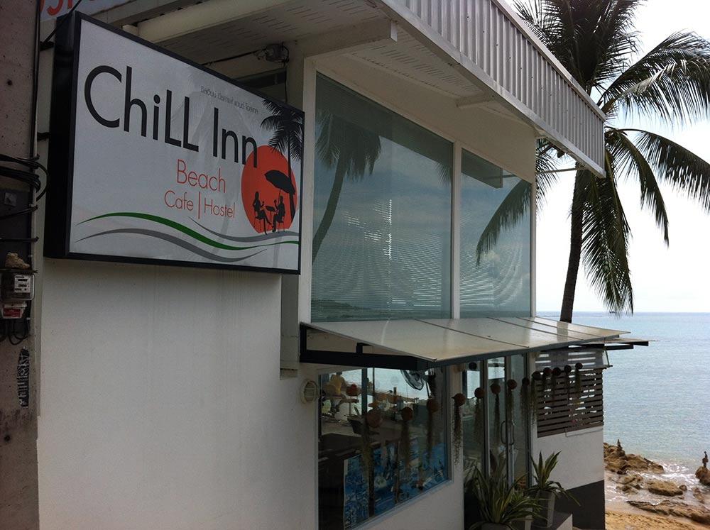 Chill Inn Samui, Hostel & Unterkunft auf Koh Samui