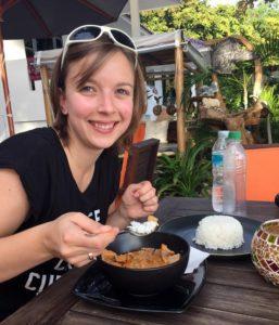 Thailand, Koh Samui, Thai Curry essen
