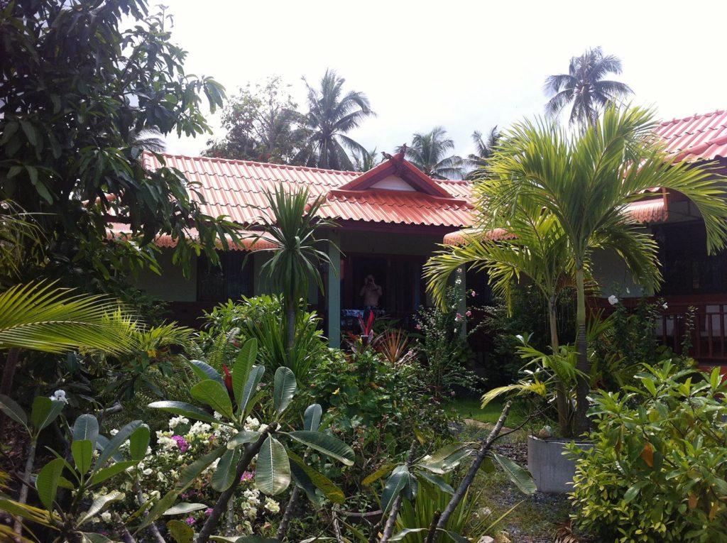 Thailand, Unterkunft auf Koh Samui