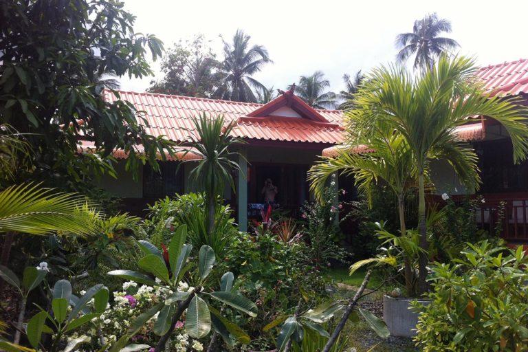 Bungalow, Thailand, Unterkunft auf Koh Samui