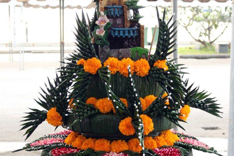 Thailand, Koh Samui - Loi Krathong Lichterfest