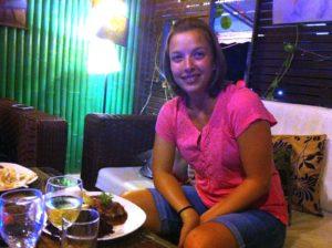 Weihnachtsessen auf Koh Samui, Bamboo Bar