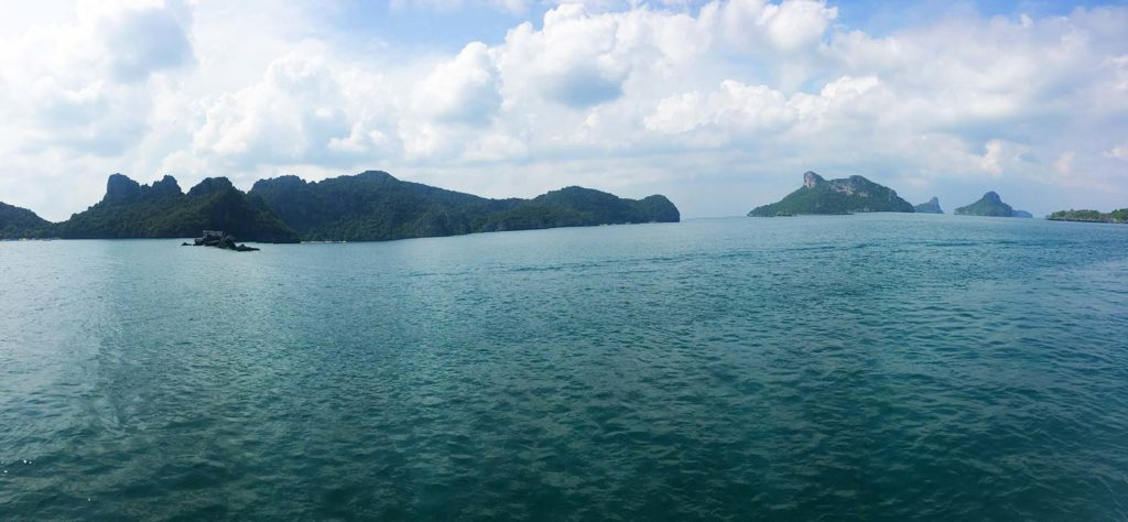 Thailand Angthong National Marine Park