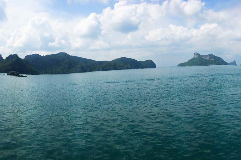 Thailand Angthong National Marine Park Erfahrungen; Reisetipps Koh Samui; Reiseerfahrung Thailand;
