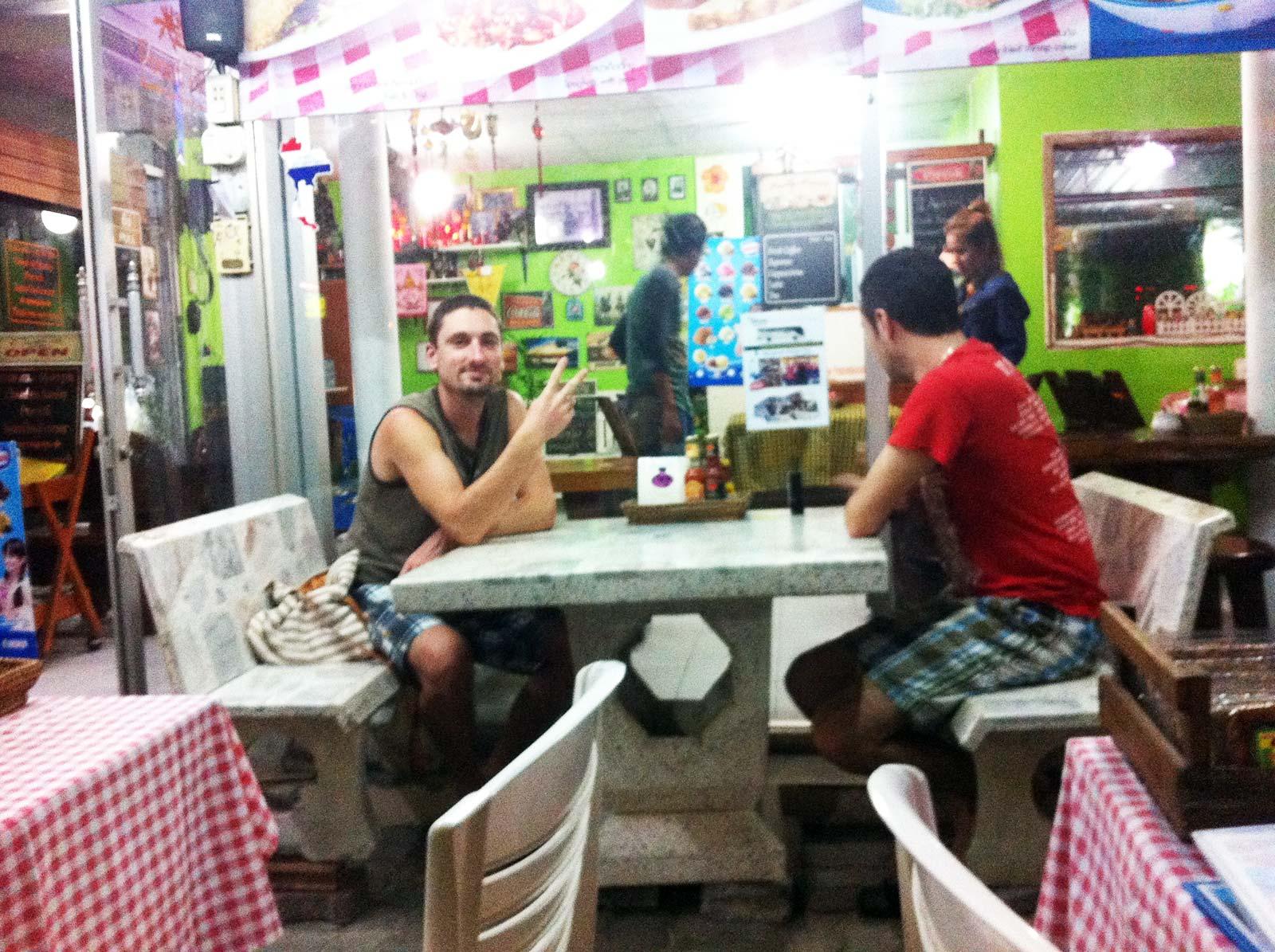 Koh Samui Food Corner; Reisetipps Koh Samui Urlaub; Restaurant Tipps Koh Samui;