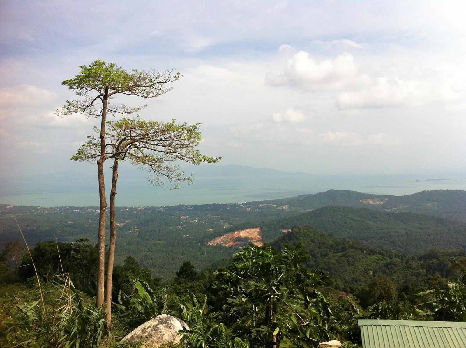 Backpacking durch Thailand, Koh Samui