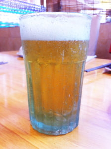 Vietnamesisches Bier - Bia Hoi