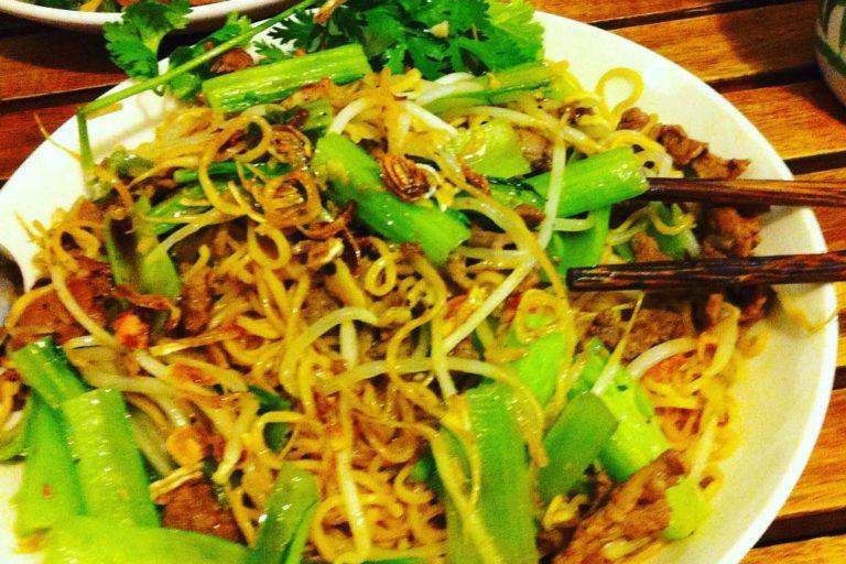 Kulinarisches Ho Chi Minh, Restaurants