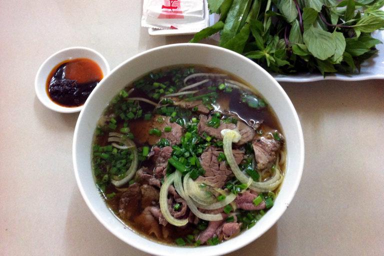 Nudelsuppenrestaurant Pho Yen