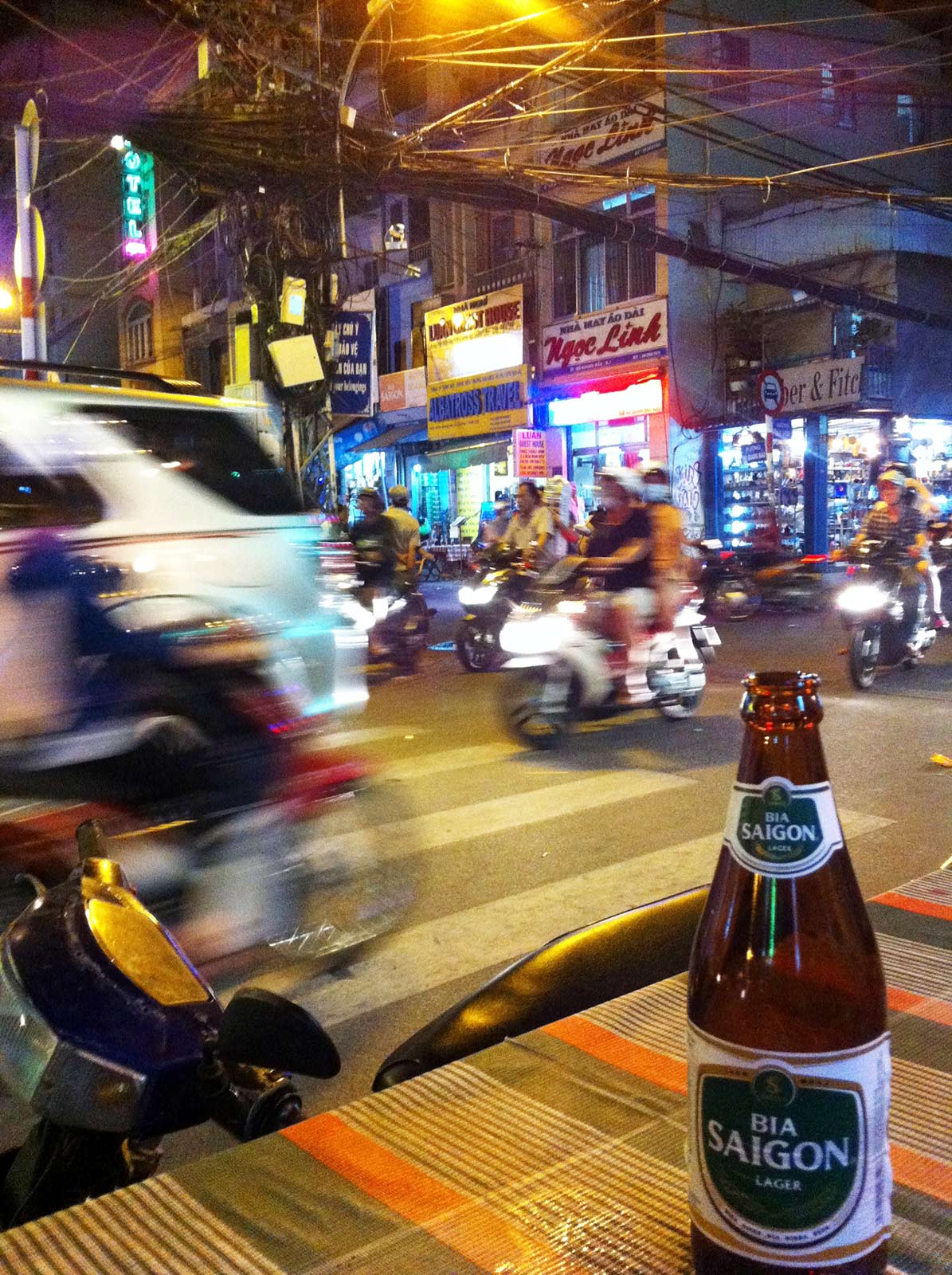 Ho-Chi-Minh Stadt Praxistipps