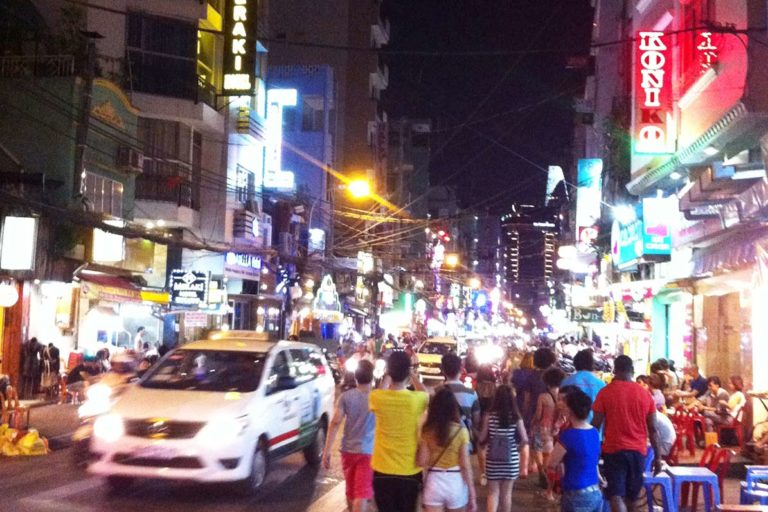 Vietnam, Ho-Chi-Minh City