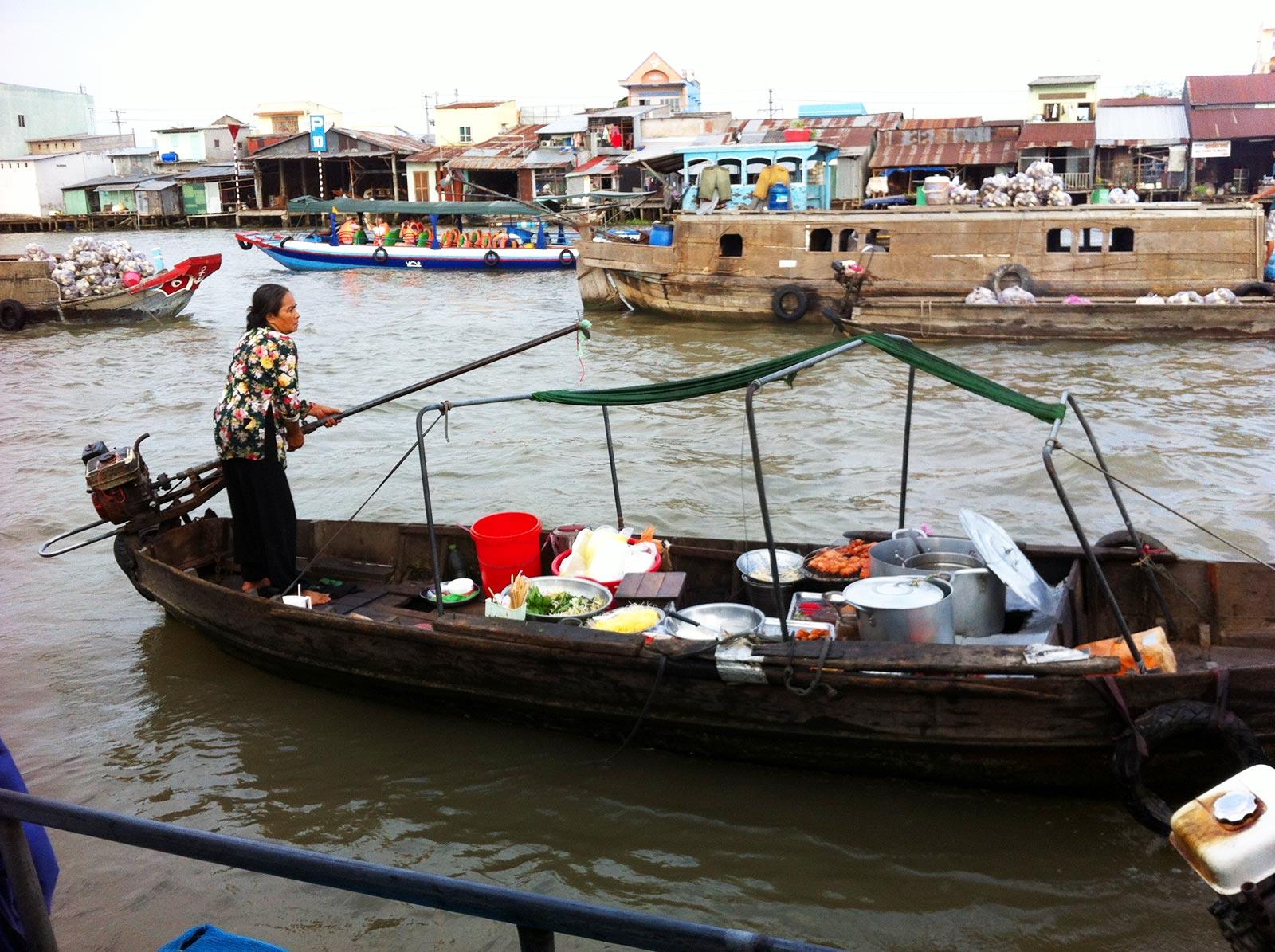Vietnam Mekong Delta Can Tho;
