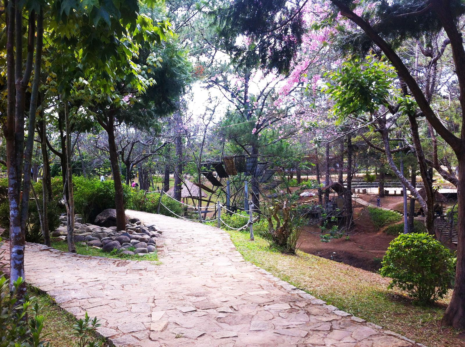 Park im Golden Valley.