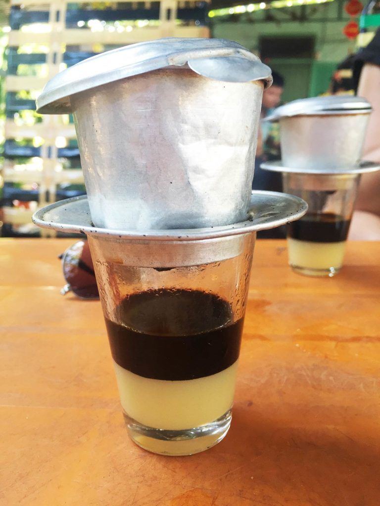 Vietnamesischer Kaffee, Ca phe su da