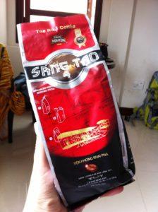 Vietnamesischer Kaffee, Trung Nguyen Coffee, Sang Tao