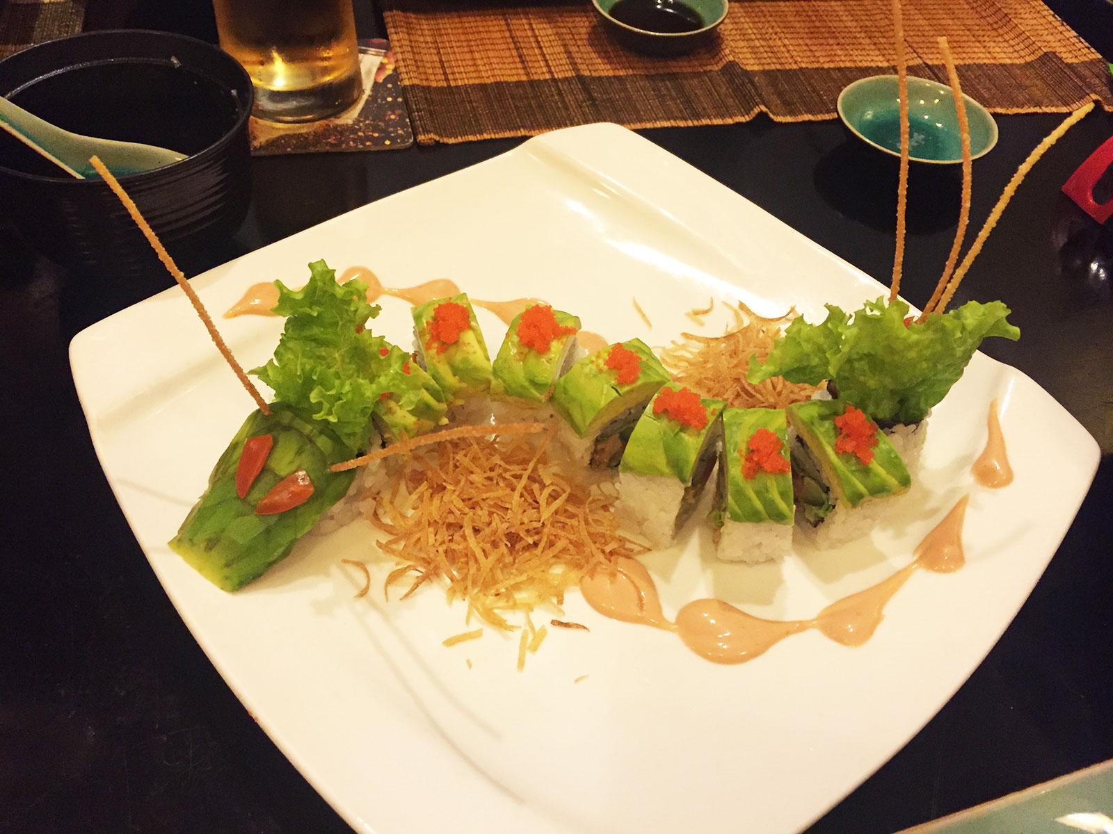 Restaurants und Cafés in Da Nang, Banjiro Sushi Restaurant
