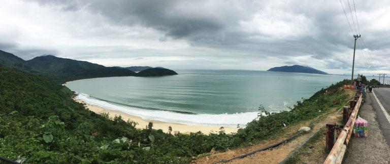 Vietnam, Da Nang, Hai Van Pass