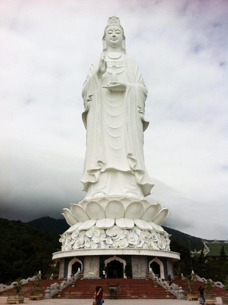 Vietnam, Da Nang, Lady Buddha