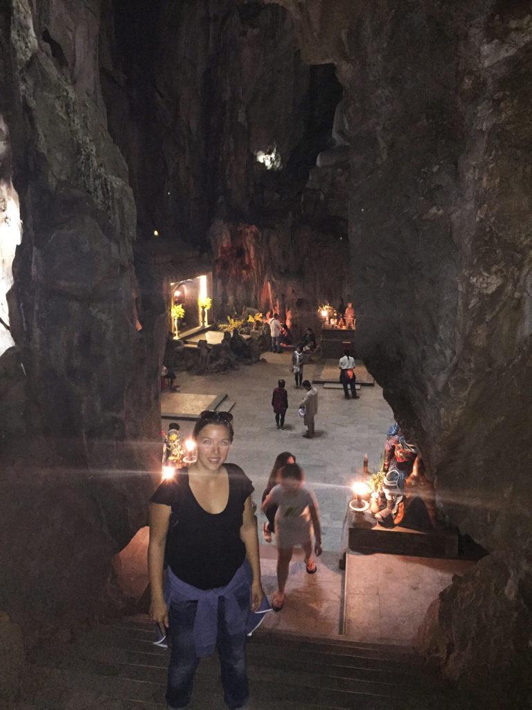 Vietnam, Da Nang, Marble Mountains