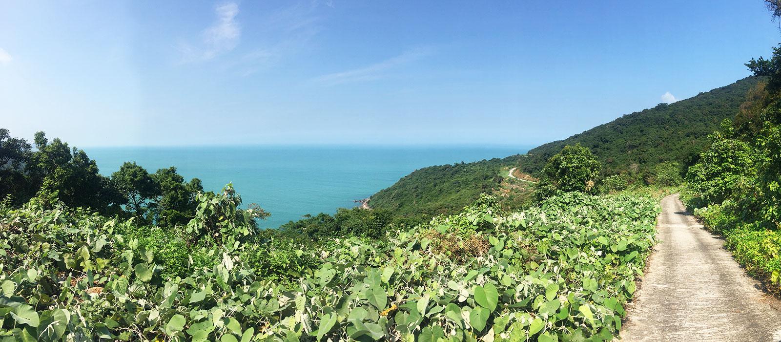 Da Nang Sehenswürdigkeiten: Monkey Mountain;