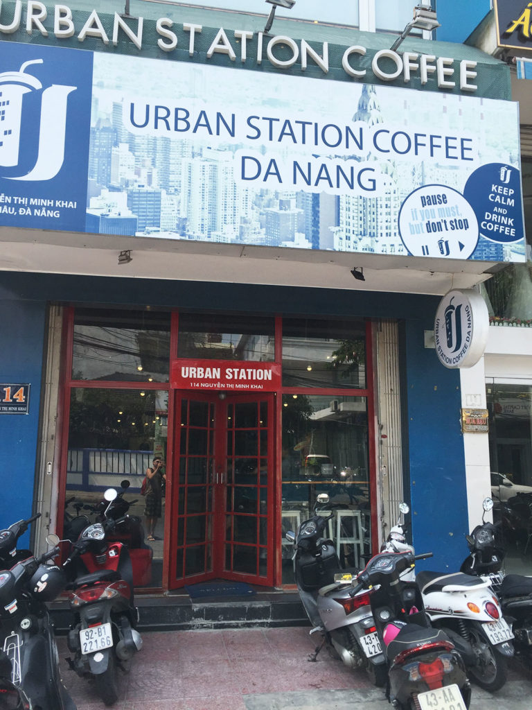 Da Nang, Urban Station, Working Café