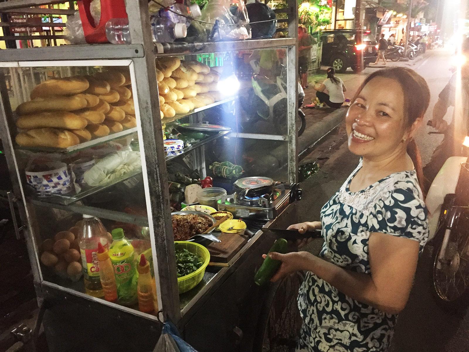 Reisetipps Vietnam; Streetfood,