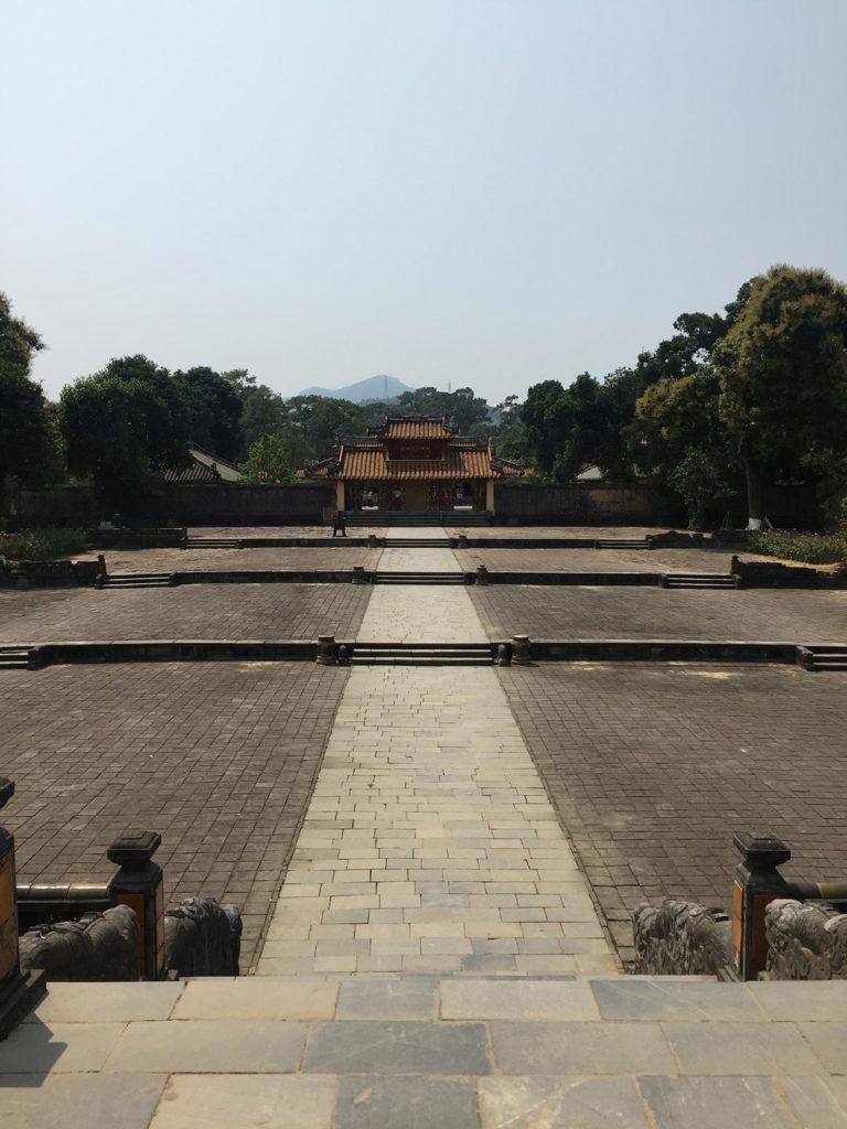 Kaisergrab von Minh Mang