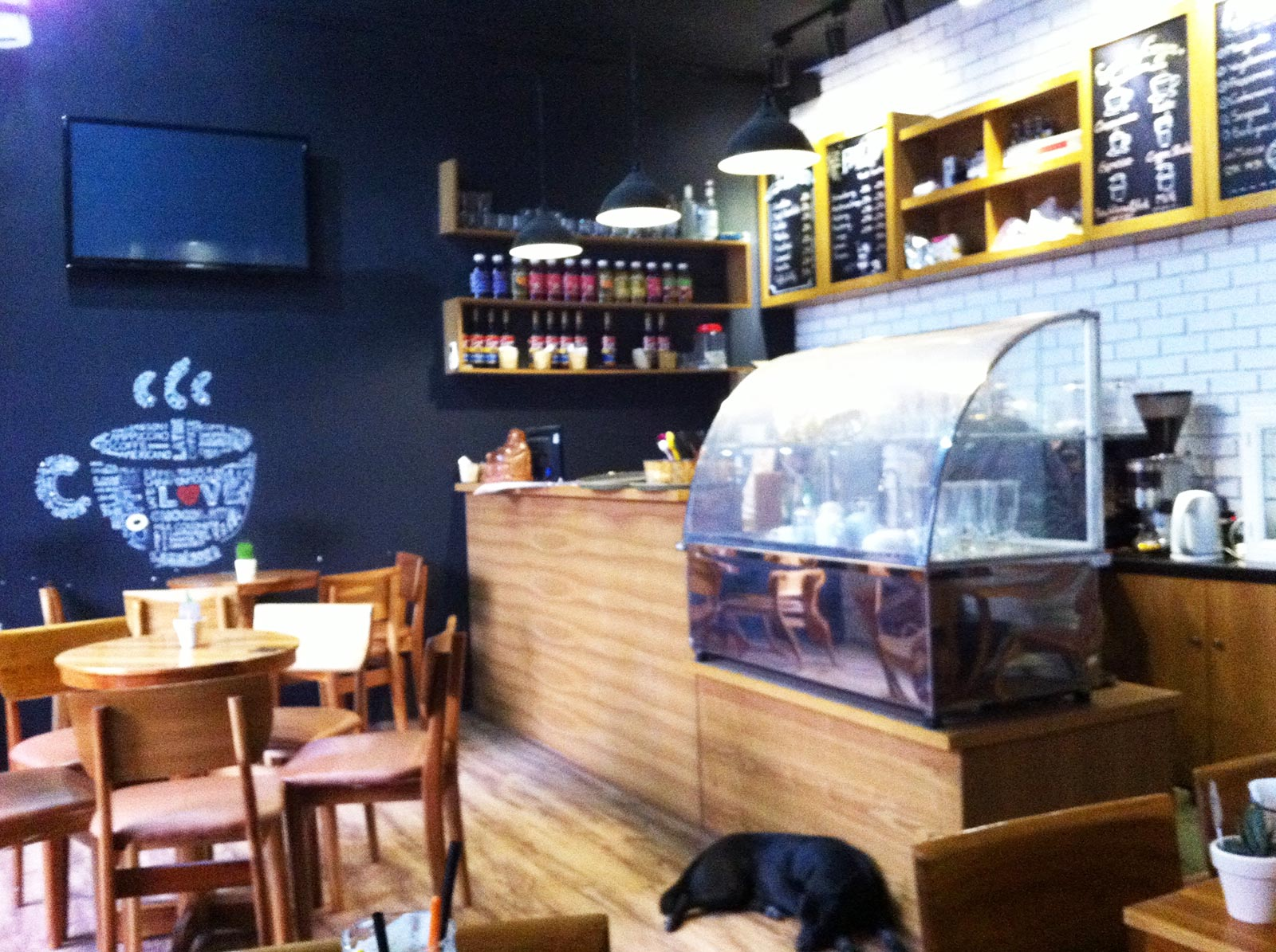 La Maison Café und Restaurant