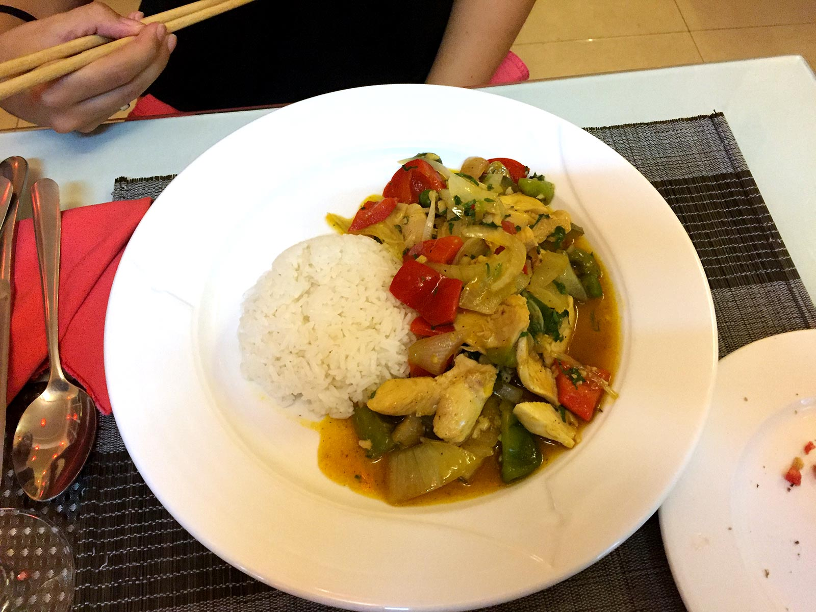 Risotto Restaurant, Hue, Vietnam