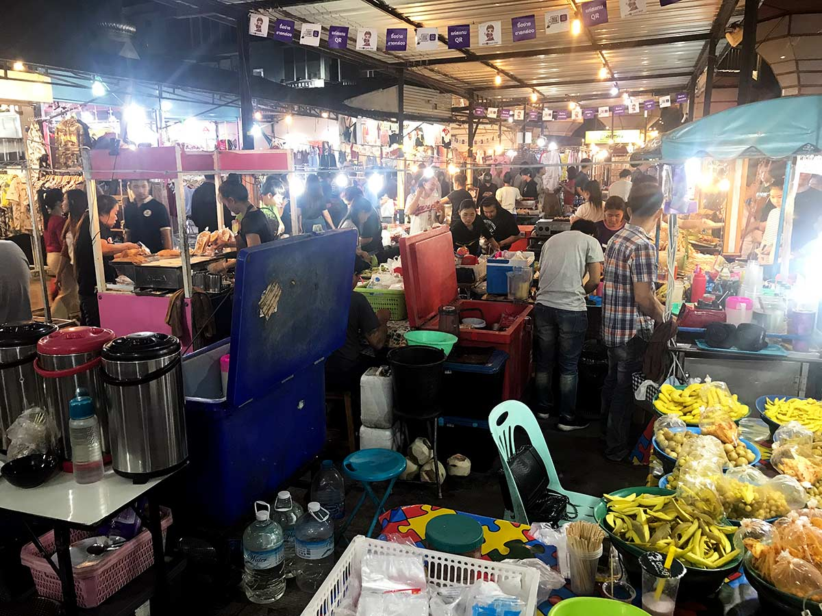 Aktivitäten und Sehenswürdigkeiten in Chiang Mai; Kochkurs Chiang Mai