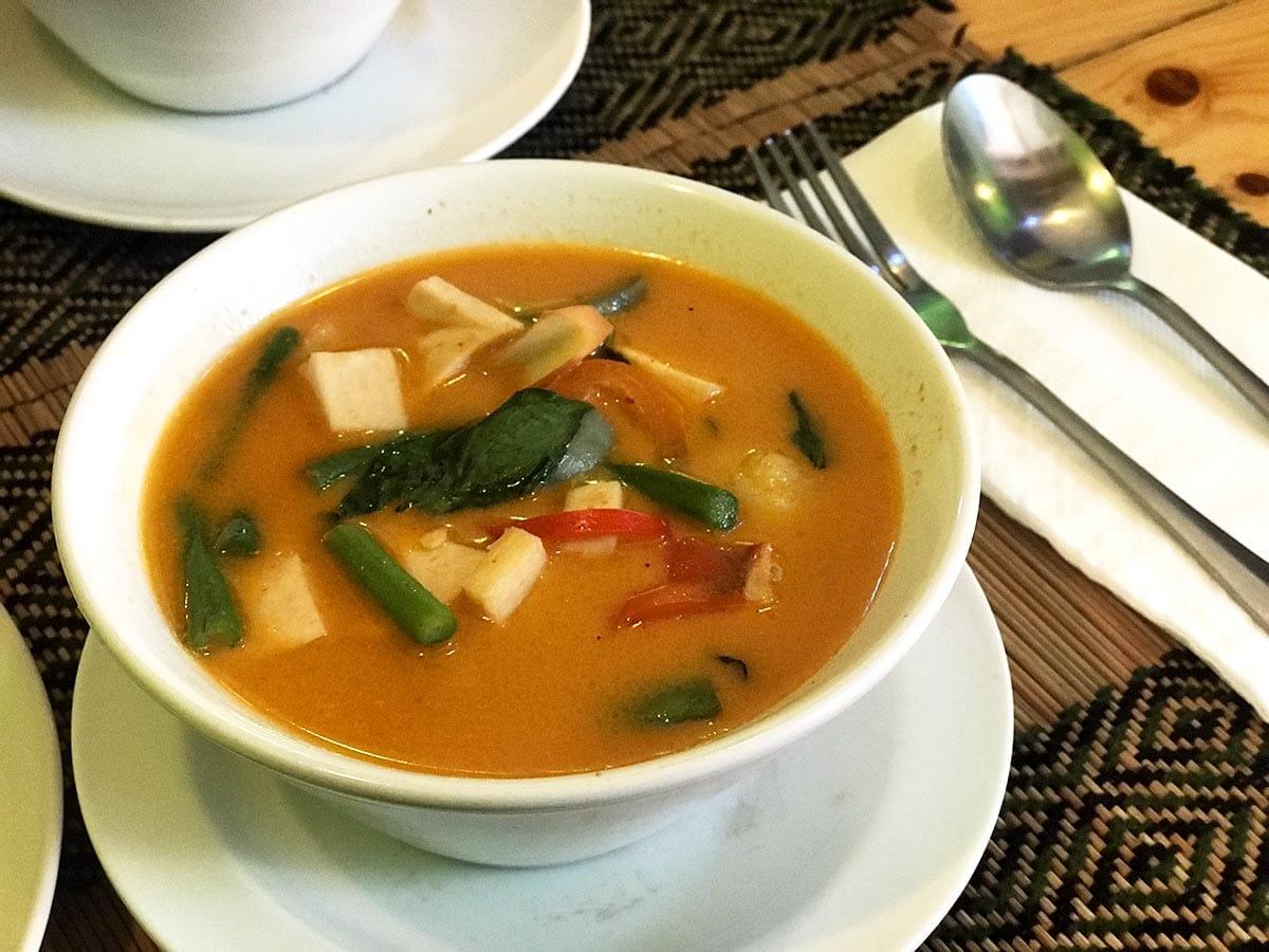 Chang Mai gute vegetarische Restaurants: Taste from Heaven