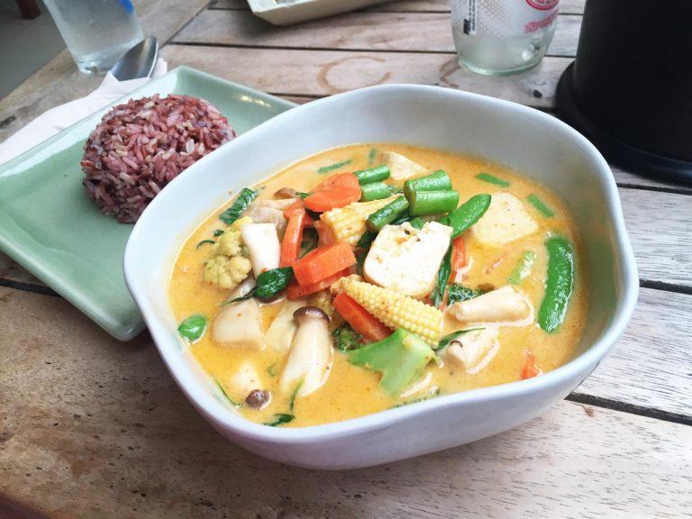 Chiang Mai, Anchan Vegetarian Restaurant; Reisetipps Thailand