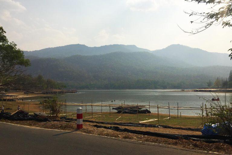 Sehenswürdigkeiten in Chiang Mai, Huay Tung Tao Lake, Chiang Mai