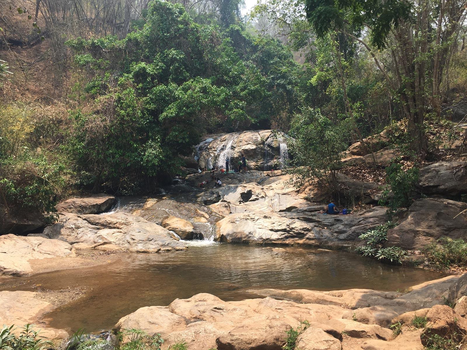 Chiang Mai, Mae Sa Waterfall