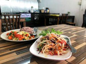 Chang Mai gute vegetarische Restaurants