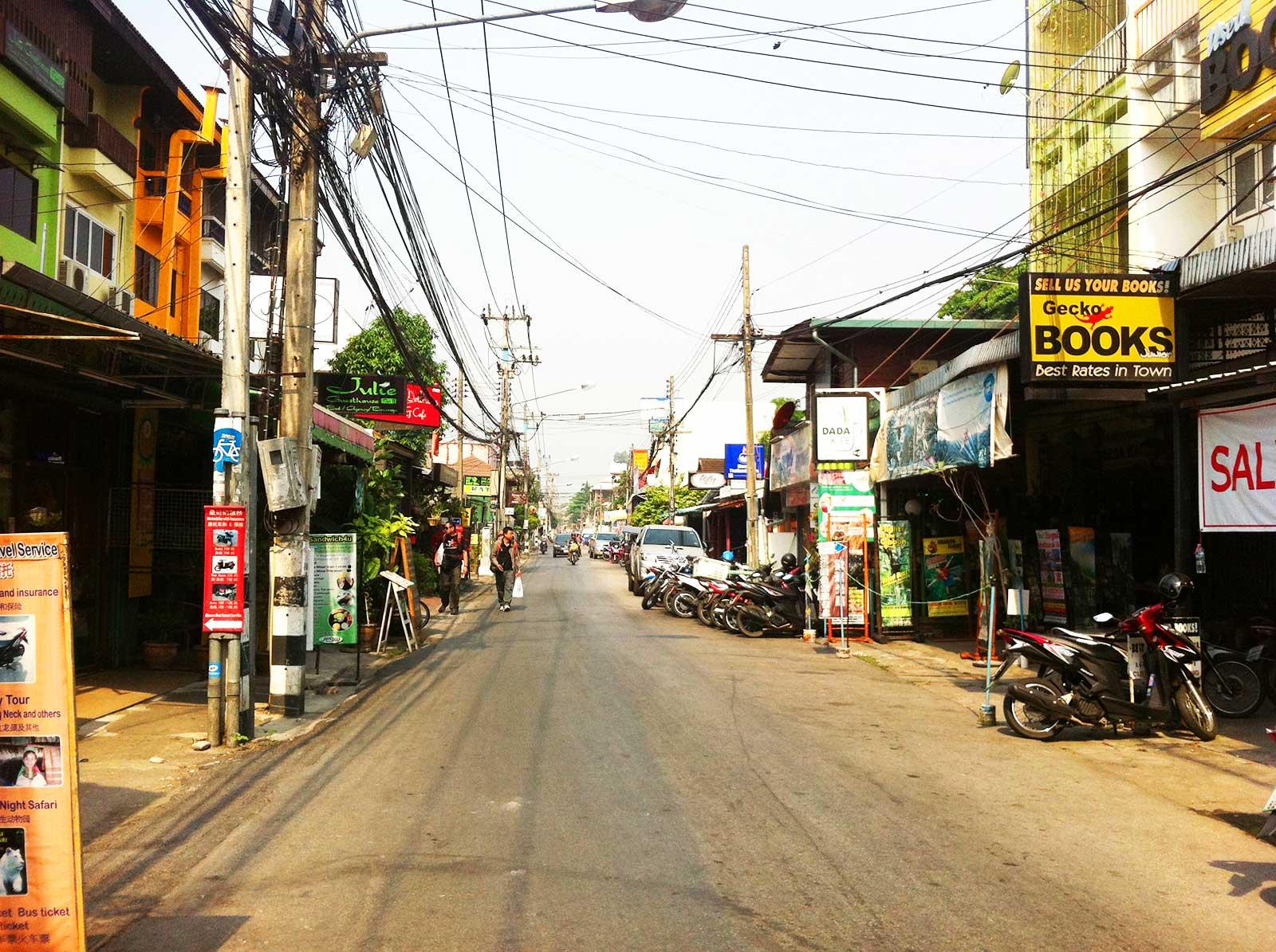 Praxistipps Chiang Mai: Die beste Reisezeit, tolle Unterkünfte und wo du einen Roller mieten kannst.