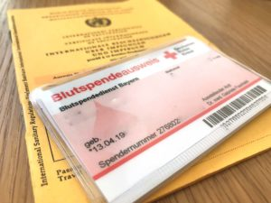 Wichtige Reisedokumente: Impfpass