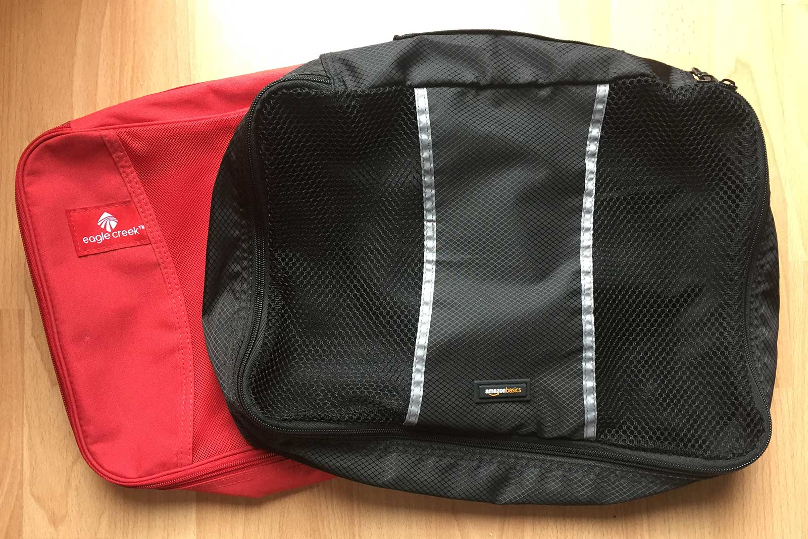 Packwürfel, Packtaschen, Pack it Cubes, Packing Cubes, Eagle Creek Packtaschen