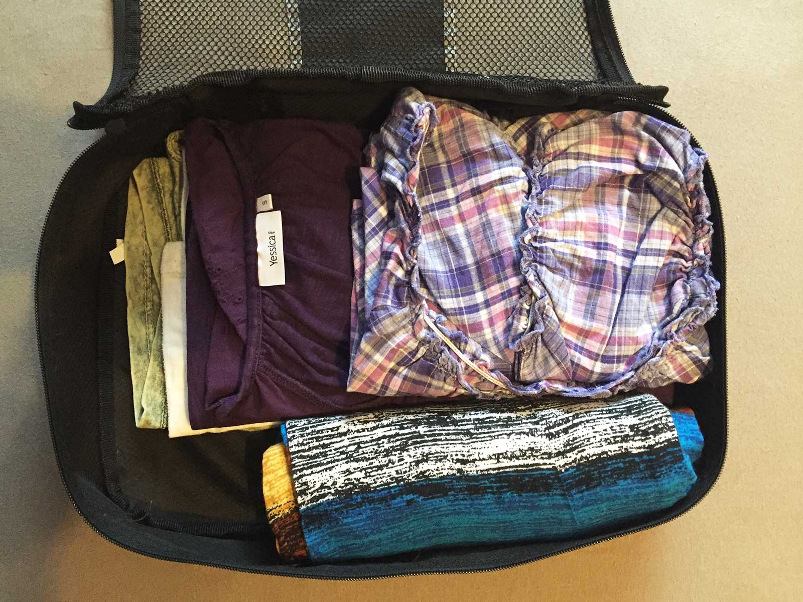 Packwürfel, Packtaschen, Pack it Cubes
