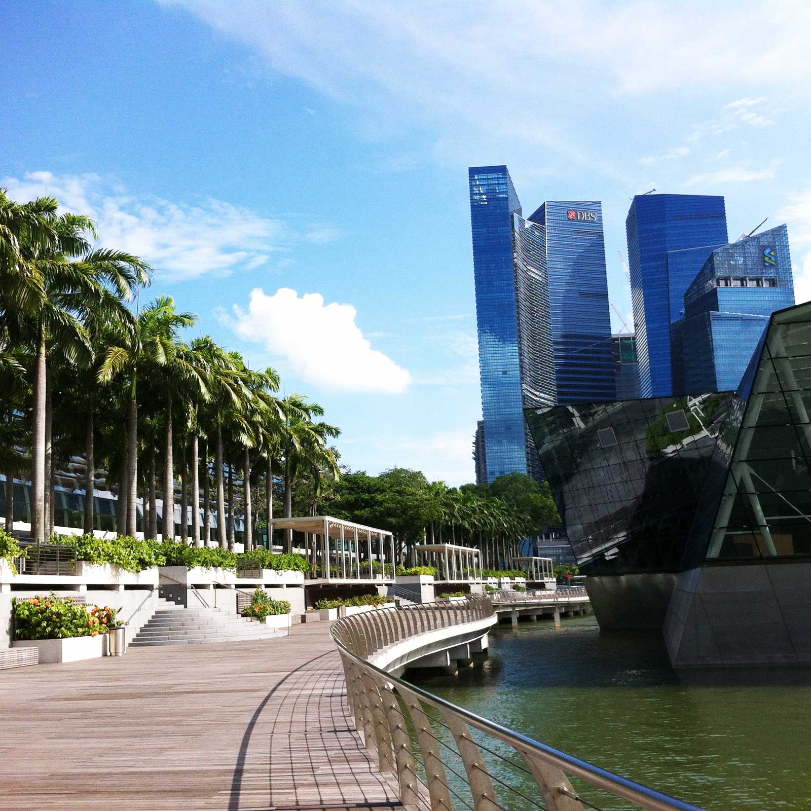 Sehenswürdigkeiten in Singapur, Marina Bay Sands