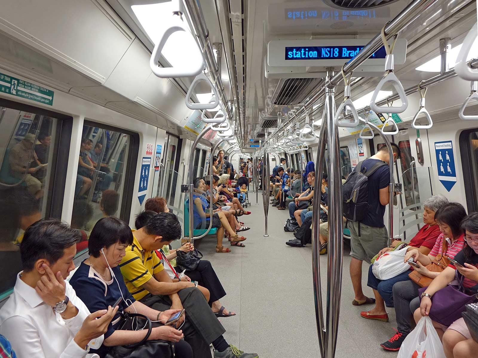 Reisetipps für Singapur; Transport in Singapur;