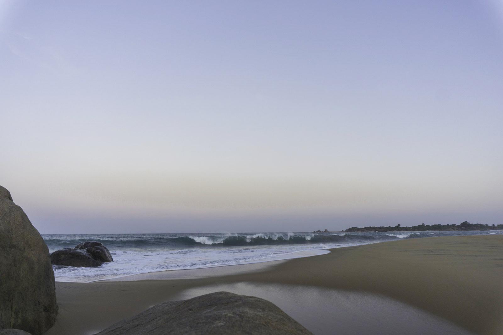 Reiseroute Sri Lanka für 3 Wochen
