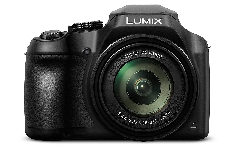 Bridgekamera Vergleich: Panasonic Lumix DC-FZ82